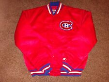 Vintage Montreal Canadiens Starter Jacket Sz XL in great shape!! Supreme