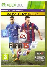 Xbox 360 - FIFA 15 - Ultimate Team Edition (Microsoft Xbox 360, 2014)