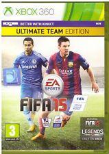 Xbox 360 - FIFA 15 - Ultimate Team Edition (Microsoft Xbox 360, 2014)