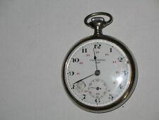 Montre de gousset Chronomètre LIP ancien vers 1930 fonctionne