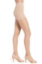 Item M6 Women's Invisible Open Toe Tights L # 268