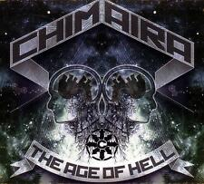 CHIMAIRA / THE AGE OF HELL - only 300 printed this is number 50 see picture scan