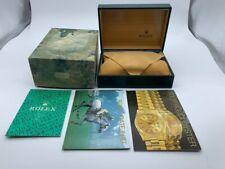 VINTAGE GENUINE ROLEX Datejust 16233 watch box case booklet 68.00.55 0907006m