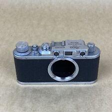 Leica II Model D 35mm Rangefinder Film Camera #352022 - BODY ONLY - PRE WAR