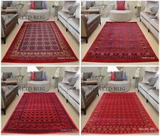 Brand New Tribal Afghani Rugs Persian Style Rug With All Sizes Small XLarge