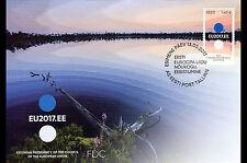 Estland / Estonia - Postfris / MNH - FDC Presidency EU Council 2017
