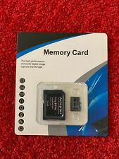 Memory Card 32GB/64GB Micro SD Card and Adapter New