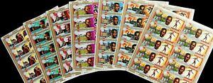 GUINEA ECUATORIAL 1972 Olympics Sport Munich Set MNH x 10(70 Stamps)GU12