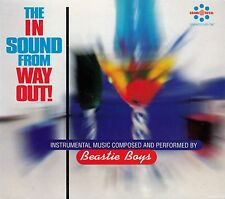 BEASTIE BOYS : THE IN SOUND FROM WAY OUT! / CD