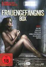 Frauengefängnis Box (6 Filme auf 2 DVDs) EROTIK [DVD] neu und OVP