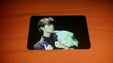 Shinee Taemin dazzling girl Japan JP ver official photocard kpop k-pop