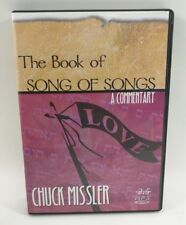The Book of Song of Songs : A Commentary by Chuck Missler Bible on CD-ROM MP3