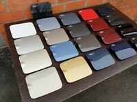ONE VOLVO S60 S80 V70 XC70 XC90 FUEL TANK FLAP CAP COVER REPLACEMENT KIT 9187720