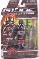 GI JOE RISE OF COBRA. ROC. PARA VIPER COBRA PARATROOPER. HASBRO 2009. UNOPENED