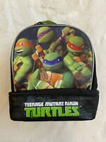 Teenage Mutant Ninja Turtles Lunch Box EUC! Clean!!!