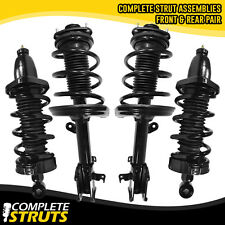 Front Complete Strut & Rear Shock Absorber Bundle for 2006-2014 Honda Ridgeline