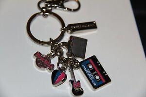 Hard Rock Key Chain Montreal Retro Rock