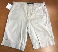 NWD Calvin Klein Jeans Women's Casual Shorts (Light Khaki, 10)