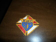 VINTAGE - KNIGHTS OF COLUMBUS (K OF C) PATCH