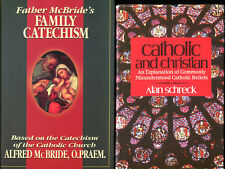 4 books on Catholic Faith, Charles Chaput, Schreck, family catechism, beginners