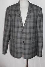 New $595 Todd Snyder Mayfair Fit Windowpane Wool Sport Coat Blazer 42 R  FLAW