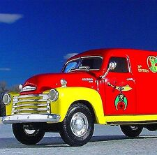 RARE - SHRINE CIRCUS - 1949 Chevy Clown Truck - First Gear