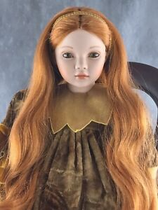 Angelina by Pauline Bjonness Jacobsen Limited Edition Porcelain doll