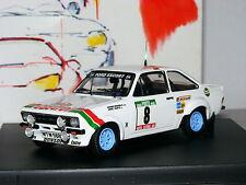 Trofeu 1013 Ford Escort MKII HANNU MIKKOLA 1978 Rally Portugal #8 1/43