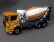 1/64 Scale DieCast model toys Mixer Truck Construction vehicles