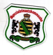 Aufnäher Patch Spezialeinsatzkommando Sachsen