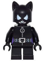 BN Genuine Lego Cat woman minifigure DC comics villain catwoman mini figure