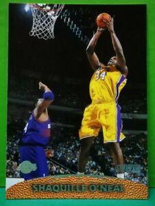 Shaquille O'Neal card 99-00 Stadium Club #36