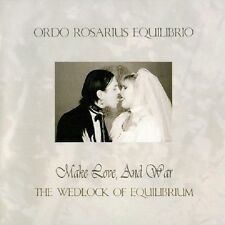 Ordo Rosarius Equilibrio make love, and era (the Wedlock of Equilibrium) - CD