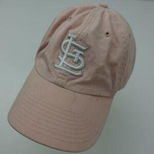 St Louis Cardinals Pink Ball Cap Hat Adjustable Baseball Women's