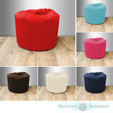 Cotton Twill Children's Kids Beanbag Bean Bag Seat Armchair Play Room Furniture