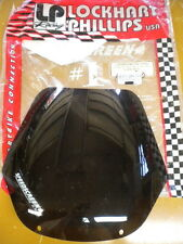 NOS Lockhart Phillips Dark Smoke Windscreen 1996 Suzuki Bandit 600 101-WS8018DS