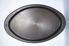 "Calphalon Hard-Anodized Aluminum Oval Serving Platter/Tray 24"" x 15"""