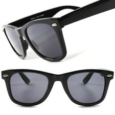 Classic Vintage Retro Hipster Mens Womens Black 1.50 Tinted Reading Sunglasses