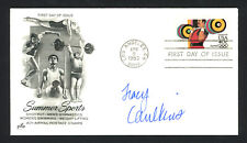 Tracy Caulkins Authentic Autographed Signed First Day Cover Olympics 159557