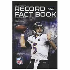 NFL Record & Fact Book 2013 (Official NFL Record and Fact Book)-ExLibrary