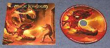 2004 METAL ~ MAGIC KINGDOM ~ Metallic Tragedy ~ RARE PROMO ~ PROMOTIONAL CD