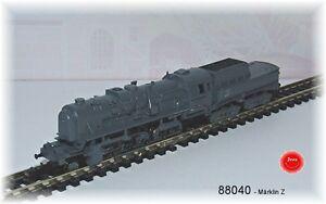 """Märklin 88040 Dampflok BR 42.90 """"Franco-Crosti"""" der DB #NEU in OVP#"""