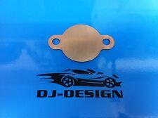 EGR Valve Blanking Plate for Nissan Navara Frontier D40 Euro 4 Stainless Steel