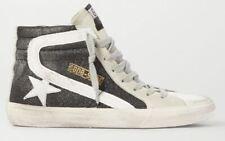 Golden Goose Slide glittered high-top sneakers* IT38