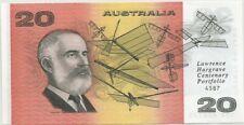 Australia 20 Dollars 1974 1994 P 46i Hargrave Centenary Uncirculated