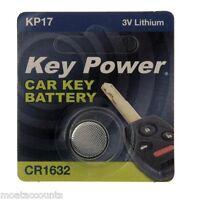 * Pack of 2 * CR 1632 3V Lithium Car Key Fob Battery [B1632] CR1632 ECR1632