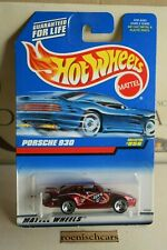 Hot Wheels Porsche 930 1998 Serie Ovp 💥