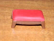 Vintage Playmobil Victorian Dollhouse Mansion 5300 Dining Room Footstool 5320