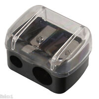Eye Makeup pencil 2-Way sharpener for large and small pencil #FSC388