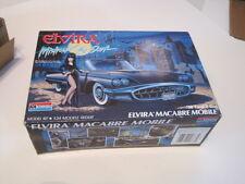 Monogram 1/24 Elvira mistress  of the dark t bird thunderbird # 2783